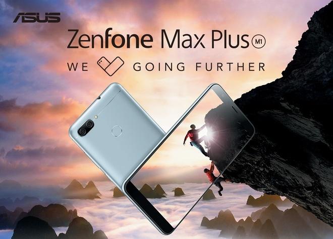 Nhan loa Logitech 1,2 trieu dong khi dat mua ZenFone Max Plus hinh anh