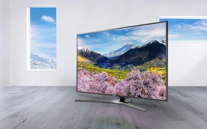 3 mau smart TV 49 inch phu hop cho can ho vua va nho hinh anh