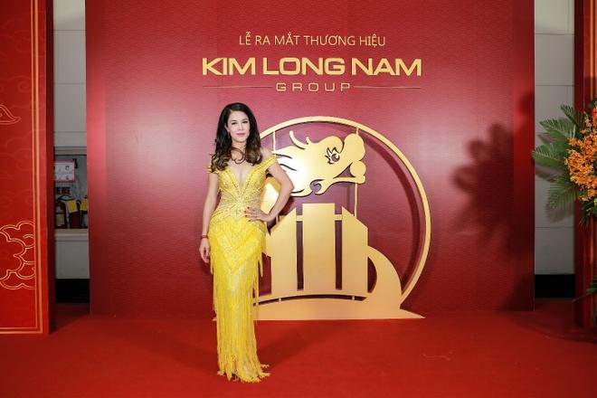 Dan sao Viet hoi ngo tren san khau ra mat thuong hieu Kim Long Nam hinh anh 3