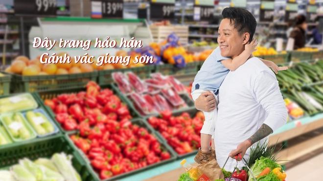 Khi Tuan Hung cool ngau vao bep, cham con hinh anh 2