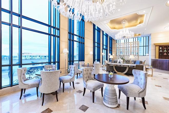 Khu nghi duong dau tien tai Dong Nam A dat chuan Sheraton Grand Resort hinh anh