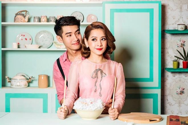 Quang Dang: 'Toi ung ho Chi Pu va lam viec het minh cho MV voi co ay' hinh anh