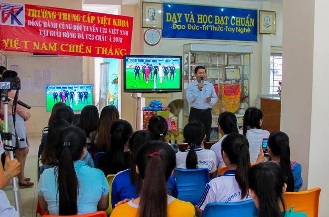 3 bai hoc y nghia cua U23 Viet Nam truyen cam hung cho sinh vien hinh anh 2