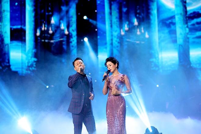 Le Quyen, Tuan Hung hoi ngo trong dem nhac 'Sunshine Concert 2018' hinh anh 8