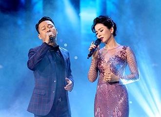 Le Quyen, Tuan Hung hoi ngo trong dem nhac 'Sunshine Concert 2018' hinh anh