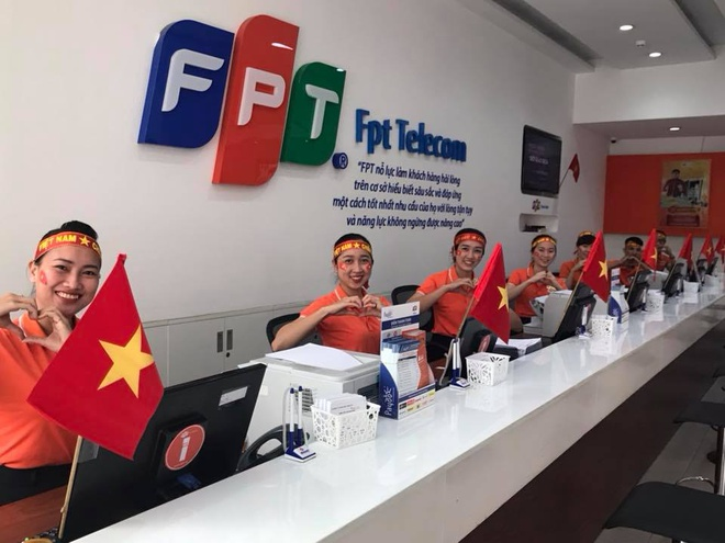 FPT Telecom tang 13.000 la co co vu U23 Viet Nam hinh anh 1