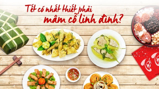 Tet co nhat thiet phai mam co linh dinh? hinh anh