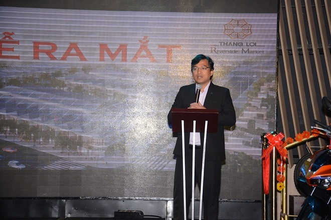 Thang Loi Group ra mat du an dat nen pho cho tai TP.HCM hinh anh 2