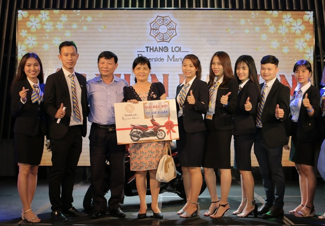Thang Loi Group ra mat du an dat nen pho cho tai TP.HCM hinh anh 3