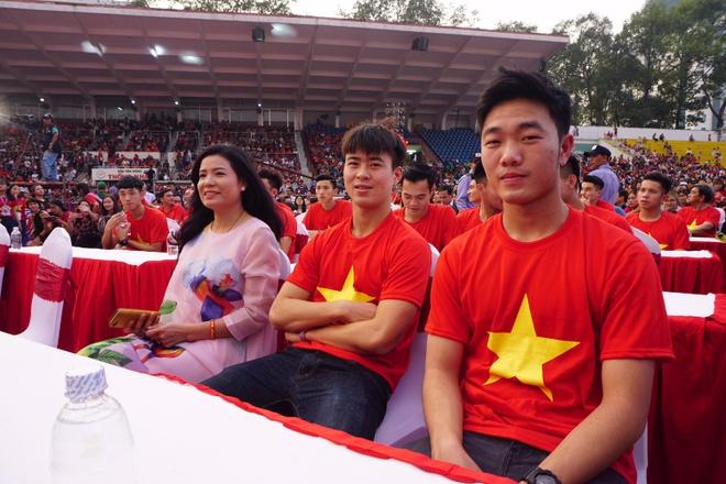 U23 Viet Nam va nhung khoanh khac dang nho voi nguoi ham mo TP.HCM hinh anh 11