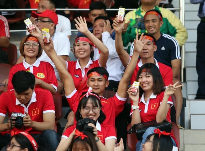 U23 Viet Nam va nhung khoanh khac dang nho voi nguoi ham mo TP.HCM hinh anh 9