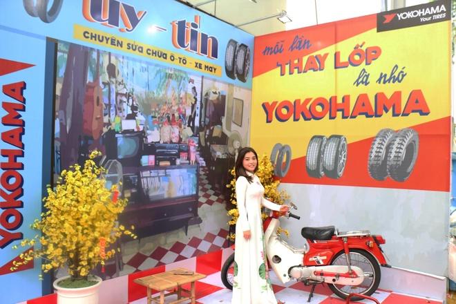Hoai niem Sai Gon xua tai Yokohama photobooth hinh anh 2