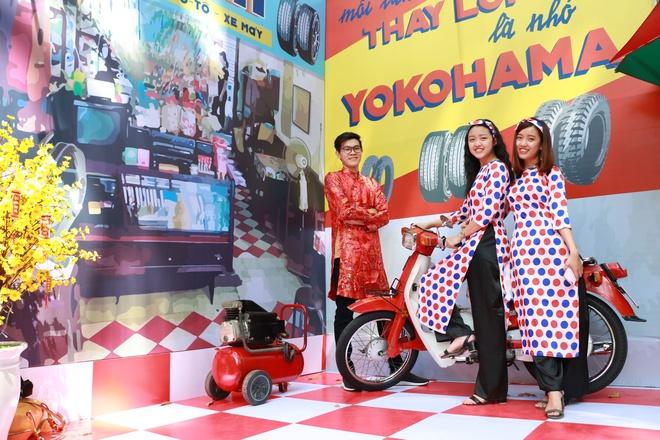 Hoai niem Sai Gon xua tai Yokohama photobooth hinh anh 3