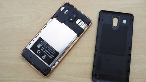Nokia 2 - smartphone dung luong pin lon, phu hop voi nguoi dung tre hinh anh 1