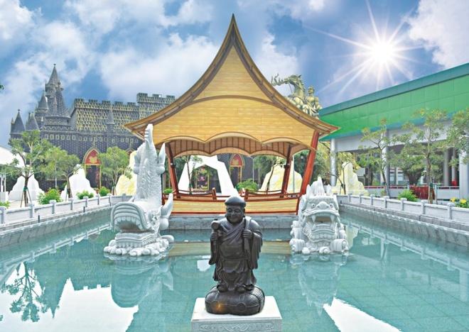 Xuan Mau Tuat 2018: Vui Tet Suoi Tien - Phuc tai nhu y hinh anh 3