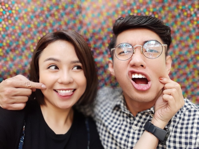 Nhung kieu selfie doc dao cho doi tre mua tinh yeu hinh anh 5