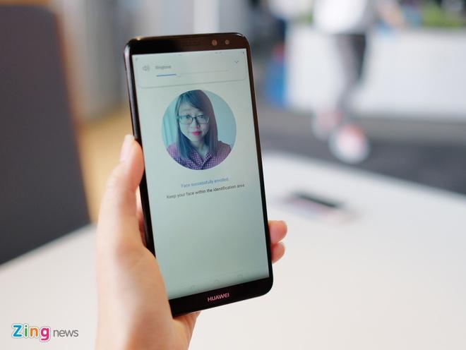 Huawei nova 2i co kha nang nhan dien guong mat nhanh nhat thi truong hinh anh 1