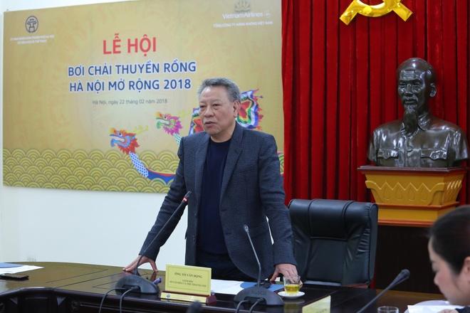 Le hoi thuyen rong Ha Noi thu hut hon 400 van dong vien tranh tai hinh anh 1
