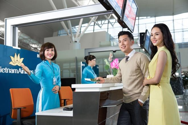 Vietnam Airlines tang 4 chuyen bay den Dai Loan, Singapore hinh anh