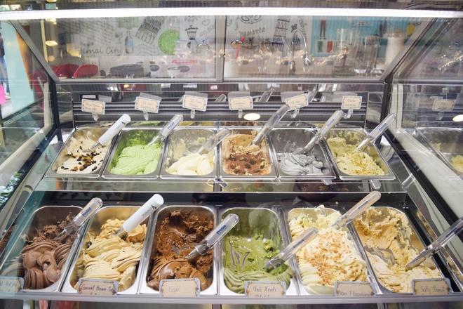 Thuong thuc gelato kieu Y giua long Sai Gon hinh anh 2