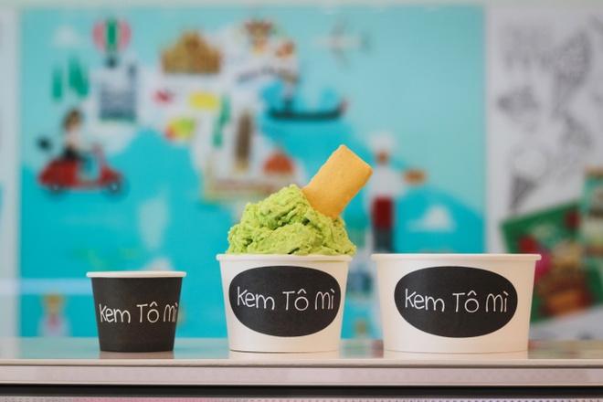 Thuong thuc gelato kieu Y giua long Sai Gon hinh anh 3