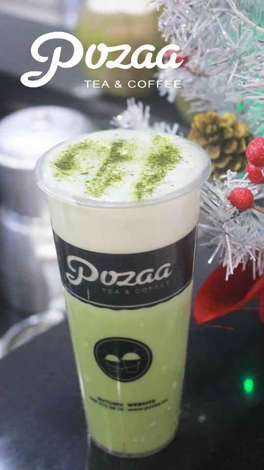 Pozaa Tea khai truong cua hang thu 12 tai DH Ha Noi hinh anh 4