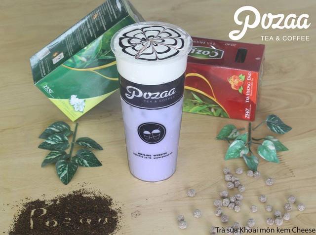 Pozaa Tea khai truong cua hang thu 12 tai DH Ha Noi hinh anh 5