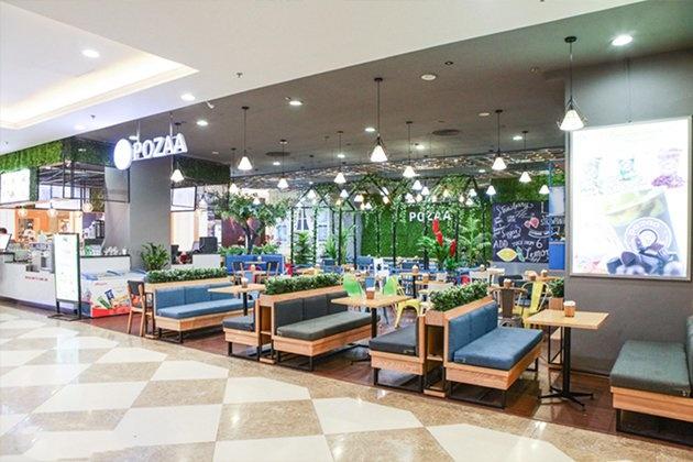 Pozaa Tea khai truong cua hang thu 12 tai DH Ha Noi hinh anh 6