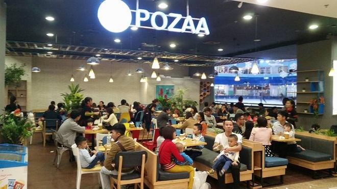 Pozaa Tea khai truong cua hang thu 12 tai DH Ha Noi hinh anh 8