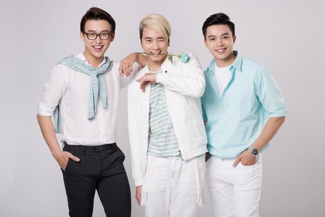 Karik, Quang Bao, Lan Nha moi fan nu 'viet chuyen tuong lai' hinh anh 1