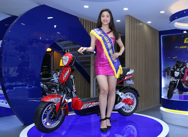 DKBike hop tac chien luoc voi Yadea, Aima mo rong thi truong Viet Nam hinh anh