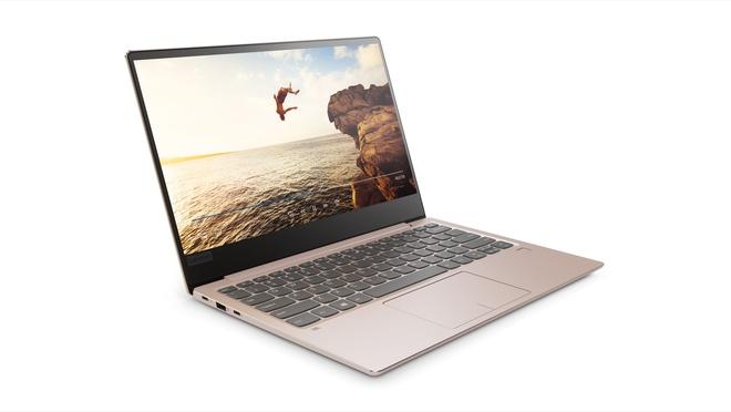 IdeaPad 720S màn hình 13 inch, trang bị cảm biến vân tay