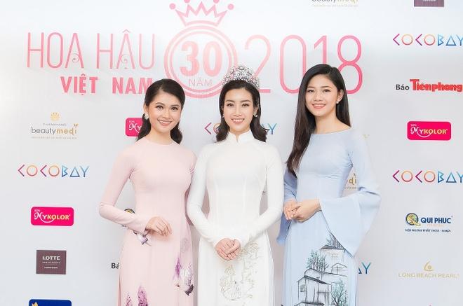 'Hoa hau Viet Nam 2018' thu hut nhieu doanh nghiep dong hanh hinh anh