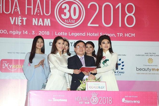 Cocobay Da Nang dong hanh cung 'Hoa hau Viet Nam 2018' hinh anh