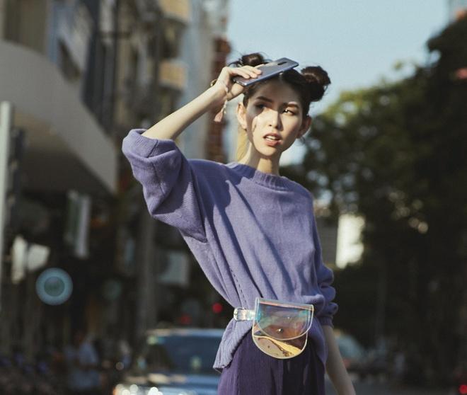 Chup anh street style sang chanh nhu Fung La, Thuy Duong hinh anh 9