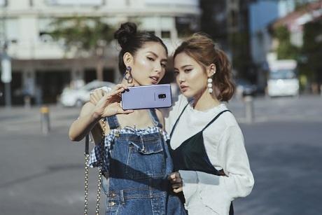 Chup anh street style sang chanh nhu Fung La, Thuy Duong hinh anh