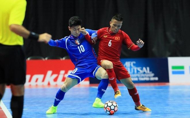 Truyen hinh FPT phat song Giai vo dich Futsal Viet Nam - VFL 2018 hinh anh
