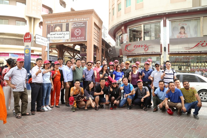 BenThanh Tourist dua 1.000 khach Viet du xuan tai Trung Dong hinh anh 8