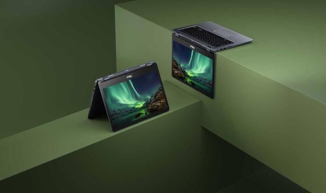 4 mau laptop man hinh vien mong 14 inch tu Asus hinh anh 3