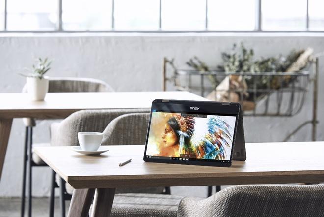 4 mẫu laptop màn hình viền mỏng 14 inch từ Asus
