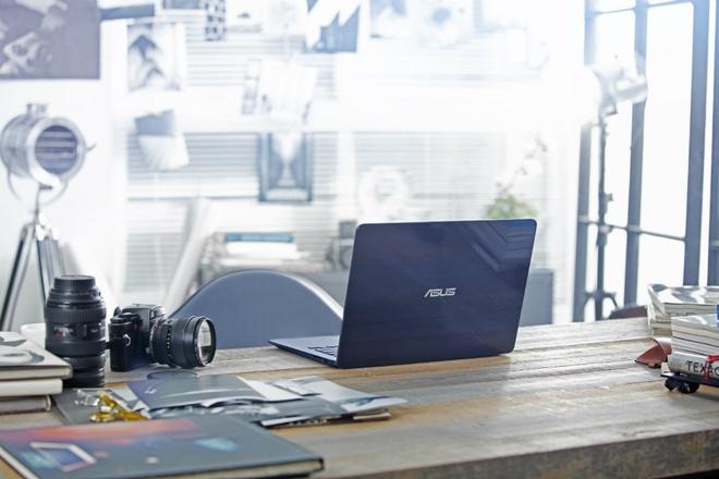 4 mau laptop man hinh vien mong 14 inch tu Asus hinh anh 2