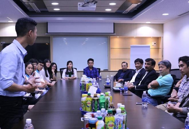 CEO Suntory PepsiCo Viet Nam: 'Nguoi tre muon thanh cong, dung so hai' hinh anh 2