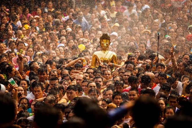 Lễ hội té nước - Songkran