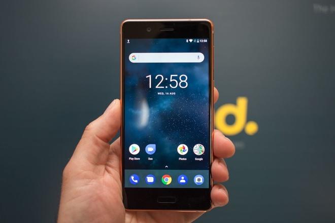 Nokia 8 trang bi camera kep, thiet ke nguyen khoi hinh anh