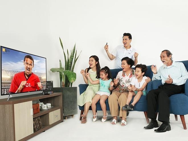 Clip TV tro thanh ung dung giai tri tren TCL hinh anh