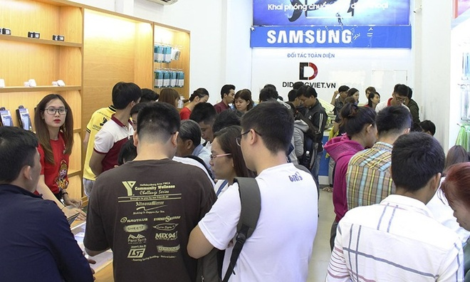 Co hoi trung iPhone X, hoan tien cao khi mua iPhone tai Di dong Viet hinh anh 3