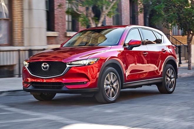 Mazda CX-5 dat doanh so hon 3.300 xe trong quy I hinh anh 1