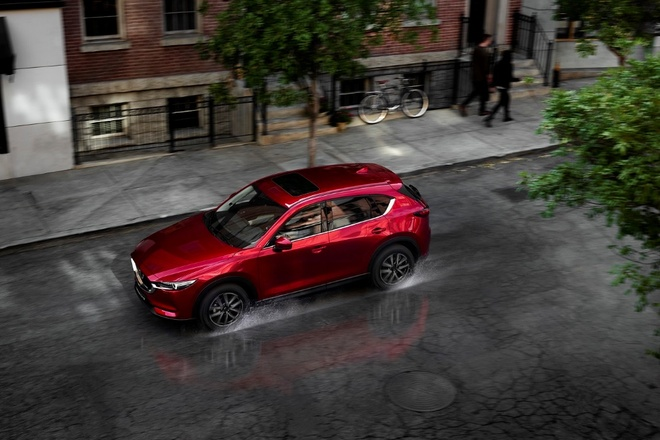 Mazda CX-5 dat doanh so hon 3.300 xe trong quy I hinh anh 2