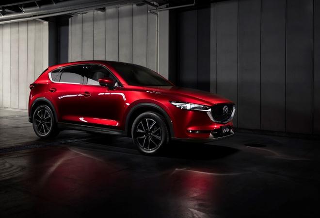 Mazda CX-5 dat doanh so hon 3.300 xe trong quy I hinh anh 3