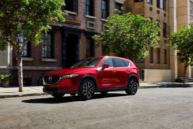 Mazda CX-5 dat doanh so hon 3.300 xe trong quy I hinh anh 5